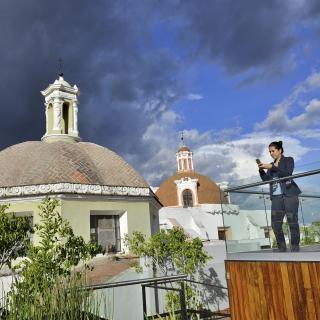 Continente Rojo   Actividades   Museo Amparo, Puebla.