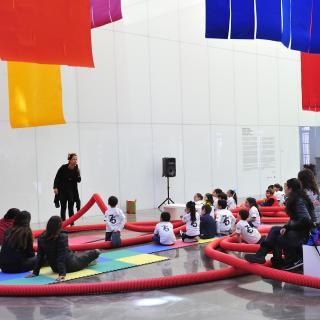 Cuenta-cuentos | Actividades | Museo Amparo, Puebla.