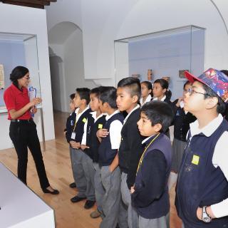 Educación en Museos   Actividades   Museo Amparo, Puebla.
