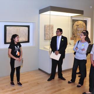 El México antiguo. Salas de Arte Prehispánico | Actividades | Museo Amparo, Puebla.