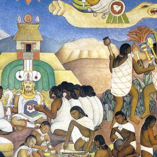 El pasado prehispánico en la creación moderna y contemporánea | Actividades | Museo Amparo, Puebla.