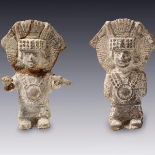 Esculturas y figurillas rituales mexicas en la colección del Museo Amparo | Actividades | Museo Amparo, Puebla.