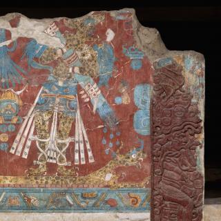 La pintura mural prehispánica en México   Actividades   Museo Amparo, Puebla.