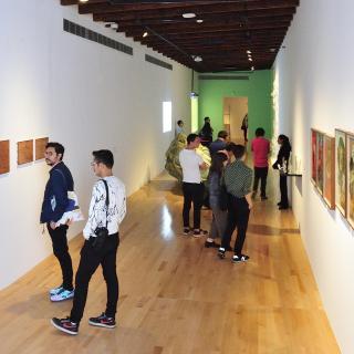 Programa Satellite 2019 | Actividades | Museo Amparo, Puebla.
