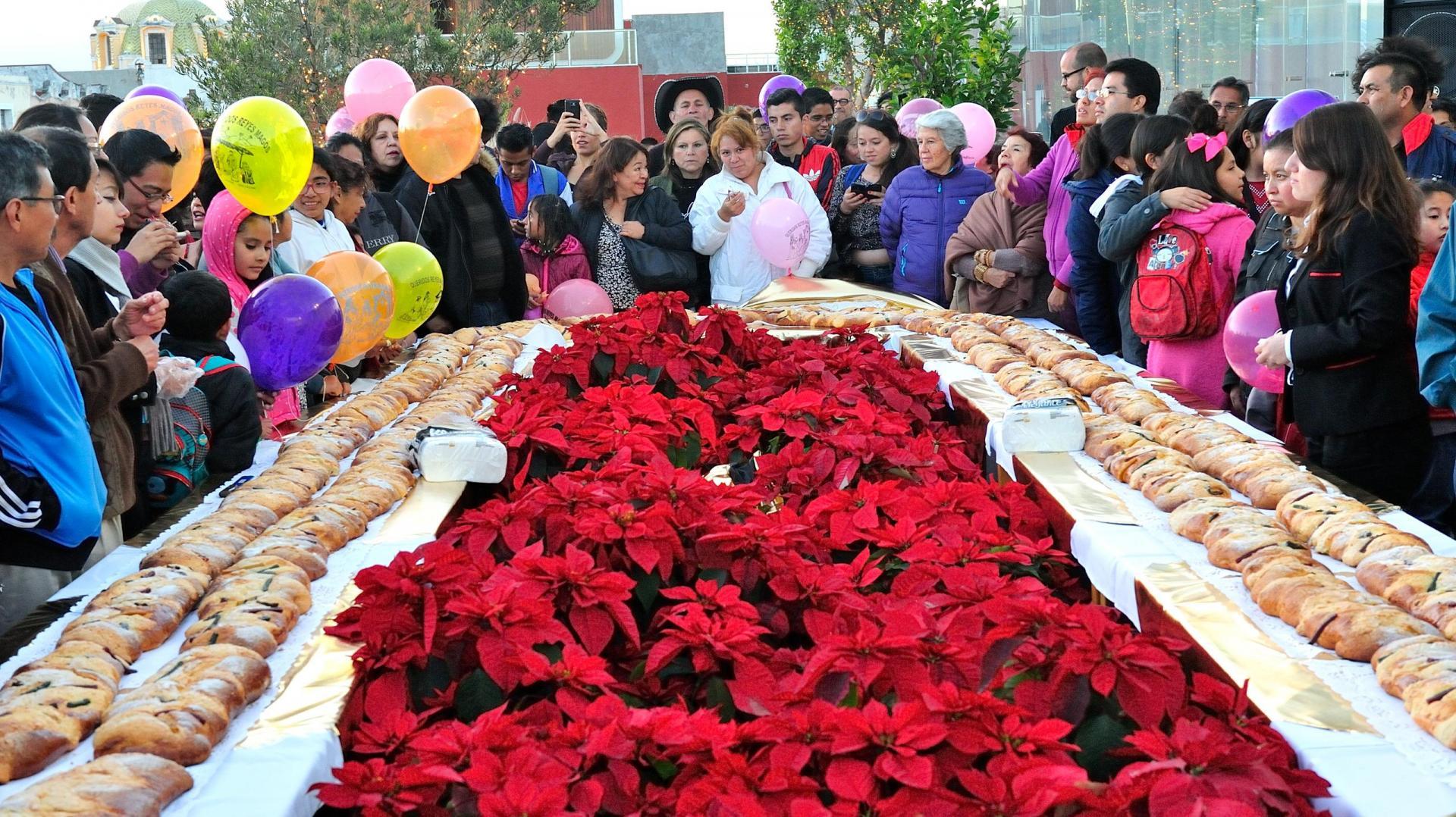 Día de Reyes en Puebla