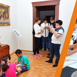 Un verano para ti: Museos, Sociedad y Memoria | Actividades | Museo Amparo, Puebla.