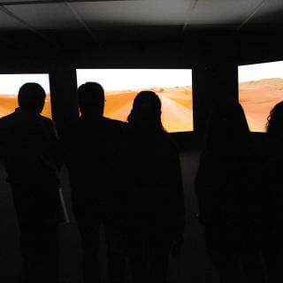 Videoarte y cine expandido | Actividades | Museo Amparo, Puebla.