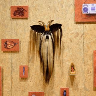 Africamericanos | Exposiciones | Museo Amparo, Puebla.