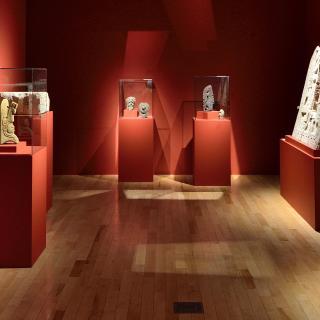Divinos Señores de la Montaña. La Sierra Norte de Puebla en tiempos de El Tajín | Exposiciones | Museo Amparo, Puebla.