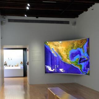 El México antiguo. Salas de Arte Prehispánico | Exposiciones | Museo Amparo, Puebla.