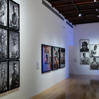 Estructuras de identidad: Fotografía de la Colección Walther | Exposiciones | Museo Amparo, Puebla.