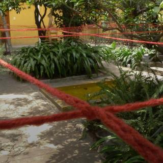 Hemisferios: Apuntes para un laberinto | Exposiciones | Museo Amparo, Puebla.