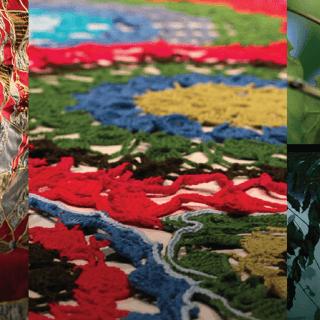 Movilizando afectos: Coparticipación e inserción local, tres proyectos artísticos | Exposiciones | Museo Amparo, Puebla.