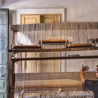 Nacido en casa. Devenires y porvenires del oficio de la tapicería Alto Liso en Jalisco, 1968-2018 | Exposiciones | Museo Amparo, Puebla.