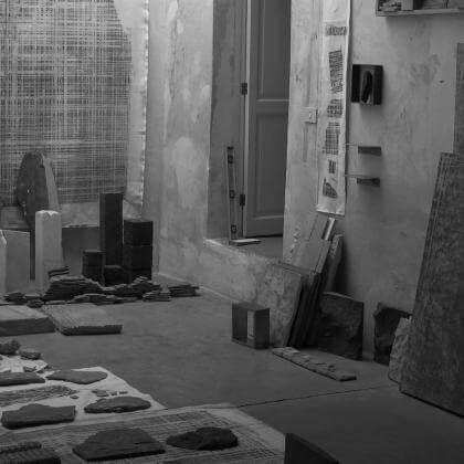 Materia lítica: Memoria/Procesos/Acumulaciones | Exposiciones | Museo Amparo, Puebla.