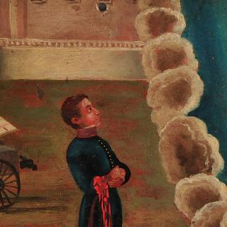 Testimonios de fe: Colección de Exvotos del Museo Amparo | Exposiciones | Museo Amparo, Puebla.