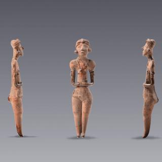 Vislumbres de la bóveda. Selección de piezas prehispánicas en resguardo | Exposiciones | Museo Amparo, Puebla.