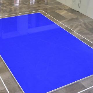 Yves Klein. Pigmento puro | Exposiciones | Museo Amparo, Puebla.