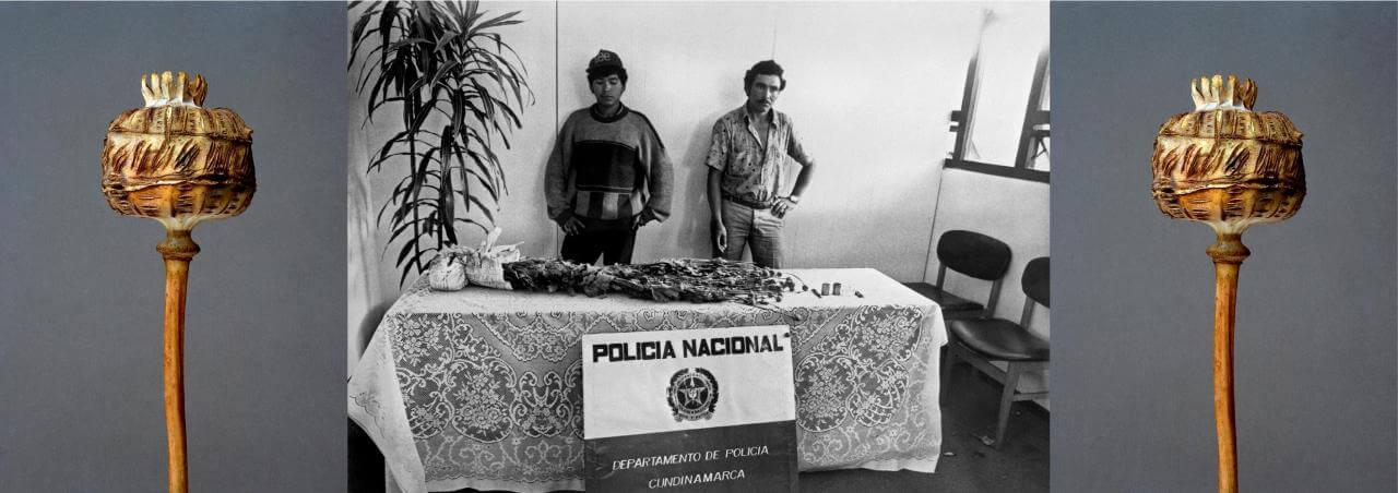 Tríptico Judicial | Juan Fernando Herrán. Ni héroes ni mártires | Museo Amparo, Puebla