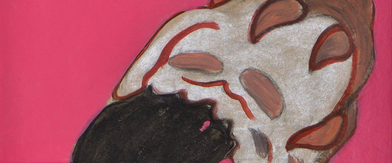De la serie Cromosoma dañado (siete piezas) | Lecturas de un territorio fracturado | Museo Amparo, Puebla