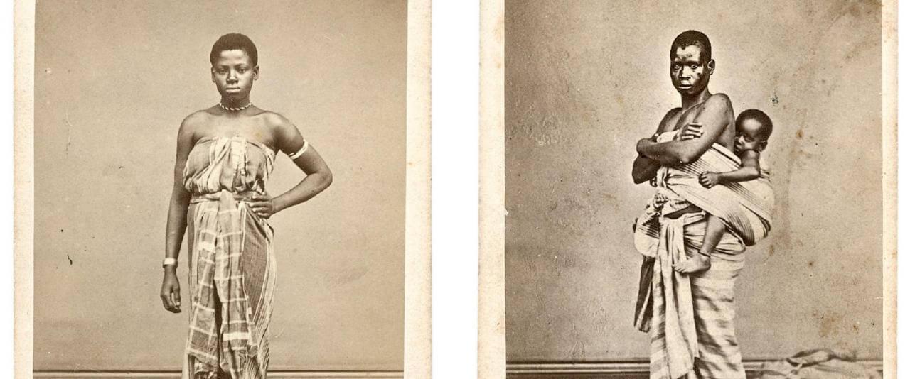 Tarjetas de visita | Estructuras de identidad: Fotografía de la Colección Walther | Museo Amparo, Puebla