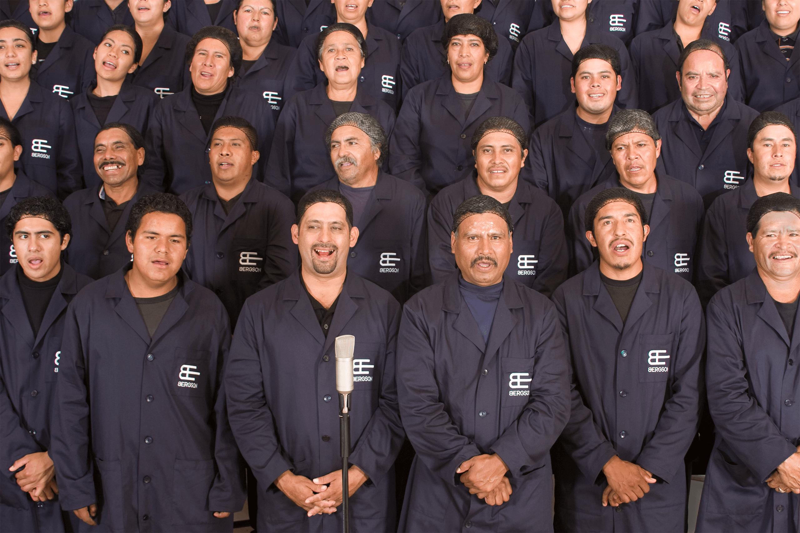 Risas enlatadas   Yoshua Okón. Colateral   Museo Amparo, Puebla