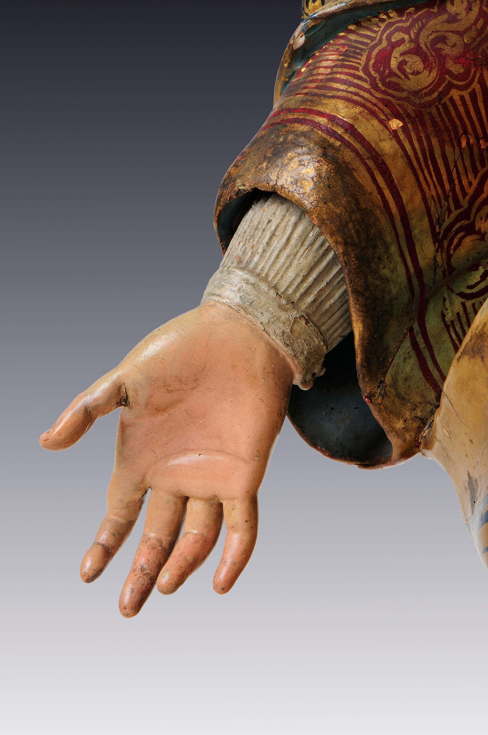 Dolorosa | Acervo Escultórico.  Escultura Virreinal Encrucijada | Museo Amparo, Puebla