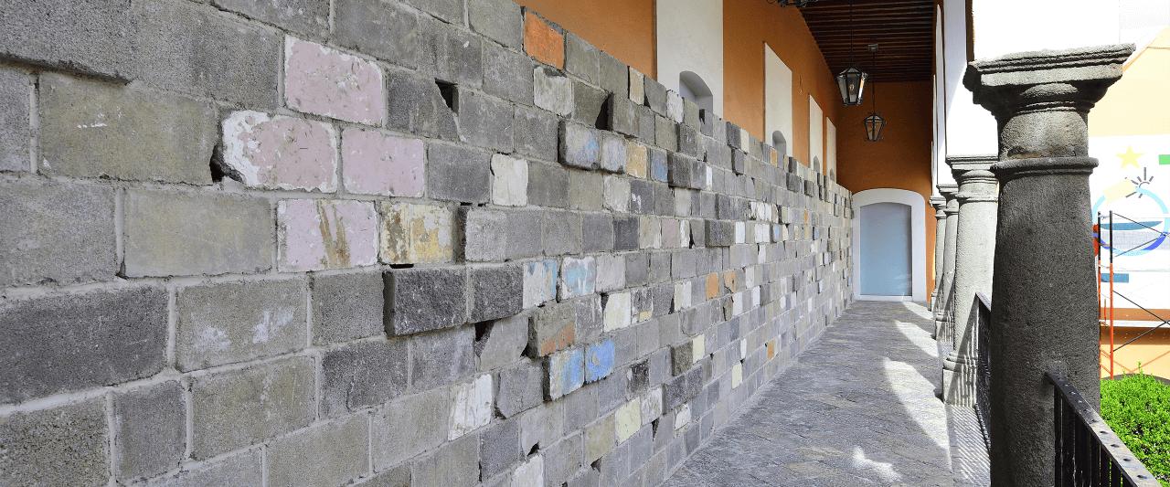 Viejas unidades de construcción, un contrato económico, más otro posible | Tercerunquinto. Obra inconclusa | Museo Amparo, Puebla