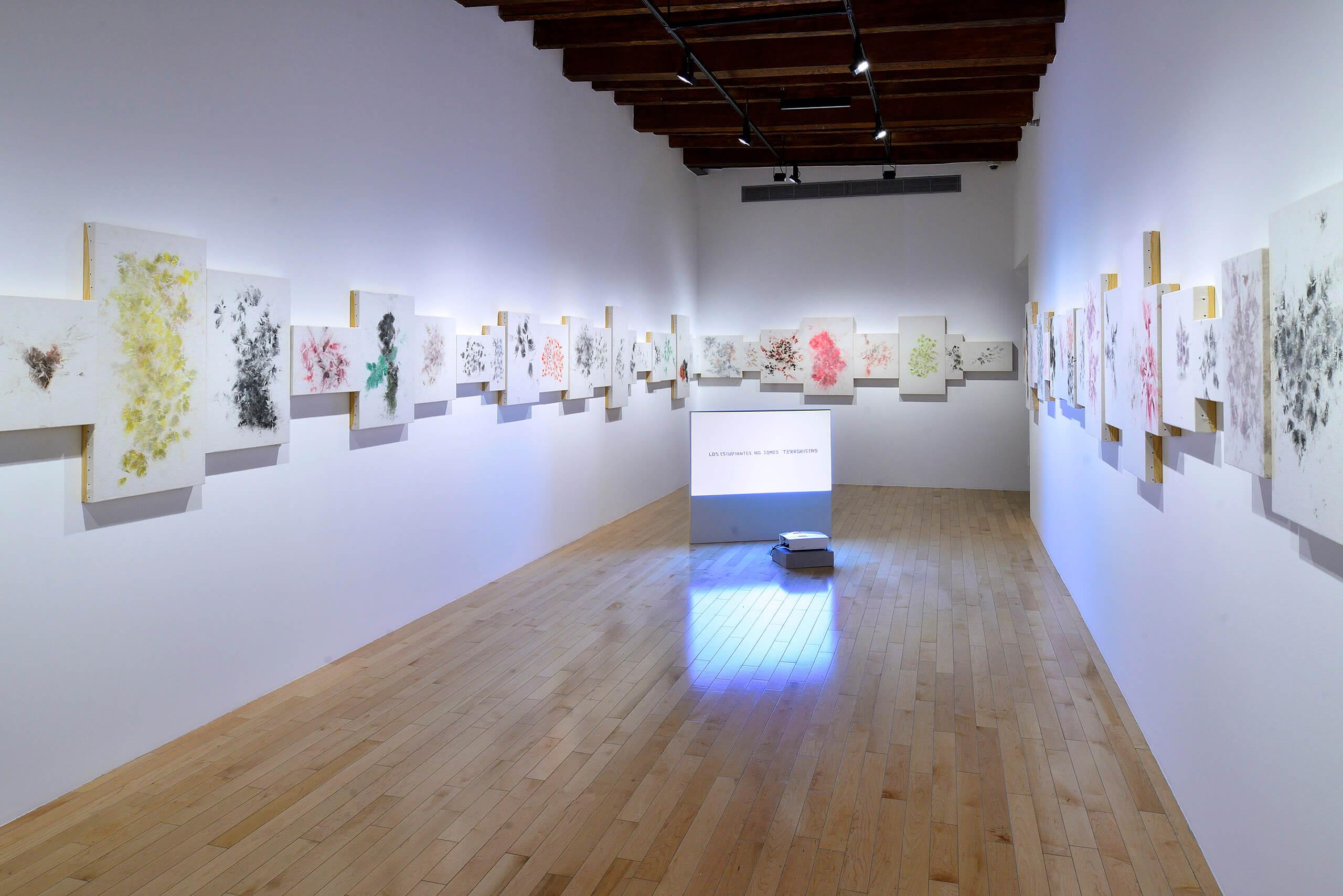 Paños | Tercerunquinto. Obra inconclusa | Museo Amparo, Puebla
