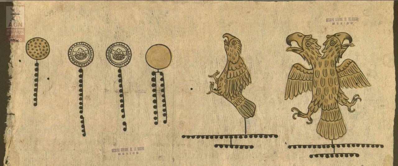 Joyas de Martín Océlotl, probablemente Tlatelolco | In Tlilli in Tlapalli. Imágenes de la nueva tierra: identidad indígena después de la conquista | Museo Amparo, Puebla