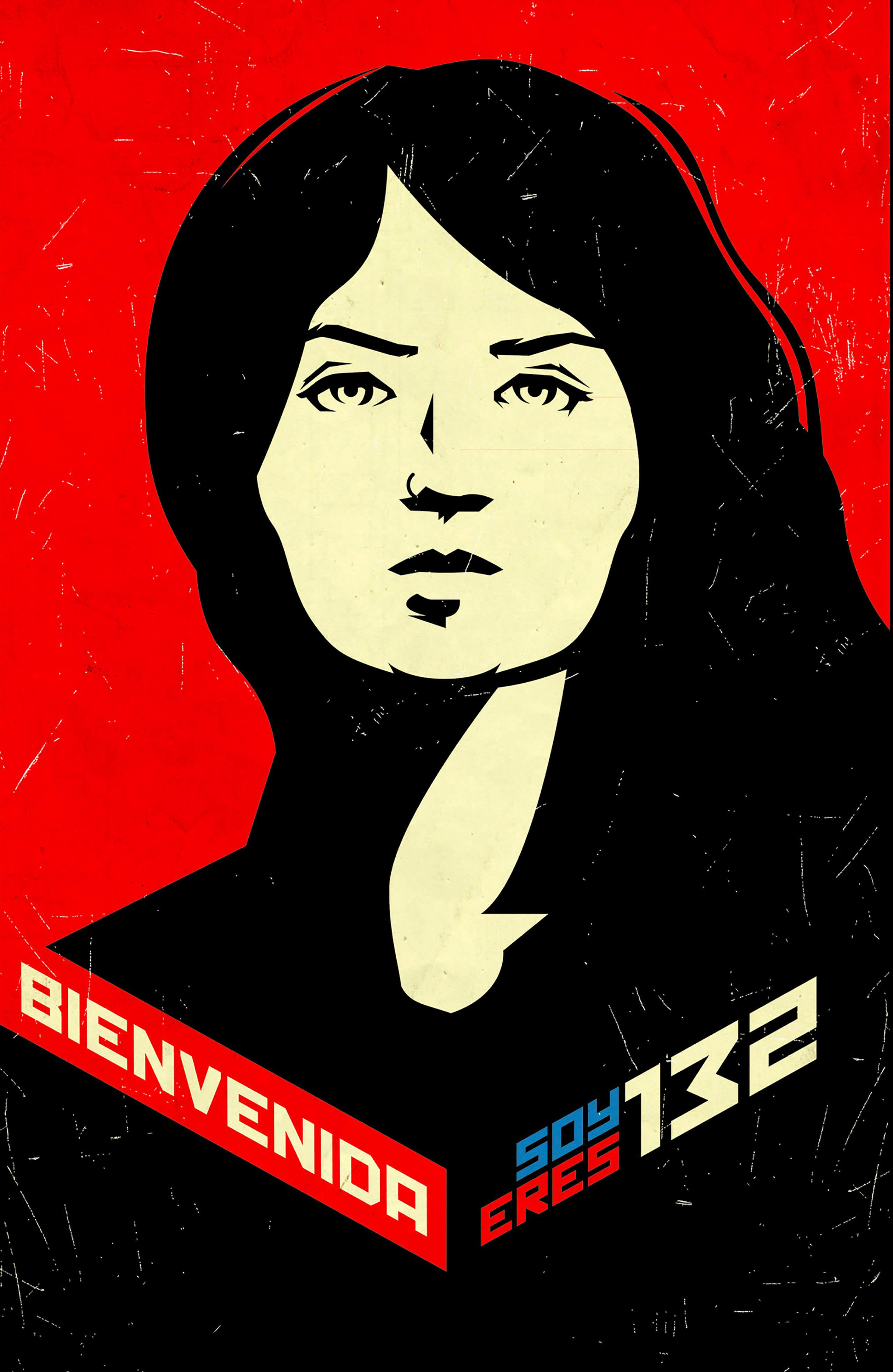 Carteles digitales del movimiento #YoSoy132 | La demanda inasumible. Imaginación social y autogestión gráfica en México, 1968-2018 | Museo Amparo, Puebla