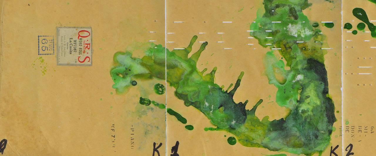 Spill Snake (Serpiente derramada) | Marcos Kurtycz. Contra el estado de guerra, un arte de acción total | Museo Amparo, Puebla