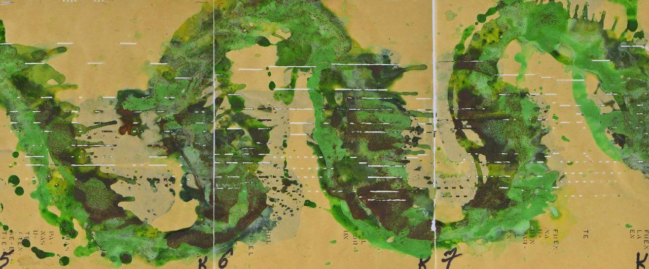 Spill Snake (Serpiente derramada)   Marcos Kurtycz. Contra el estado de guerra, un arte de acción total   Museo Amparo, Puebla