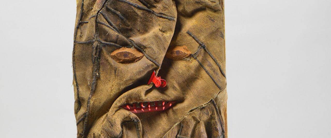 Caras. Testigos que acompañaron la acción Serpiente replicante, Teatro en Espiral, Ciudad de México. | Marcos Kurtycz. Contra el estado de guerra, un arte de acción total | Museo Amparo, Puebla