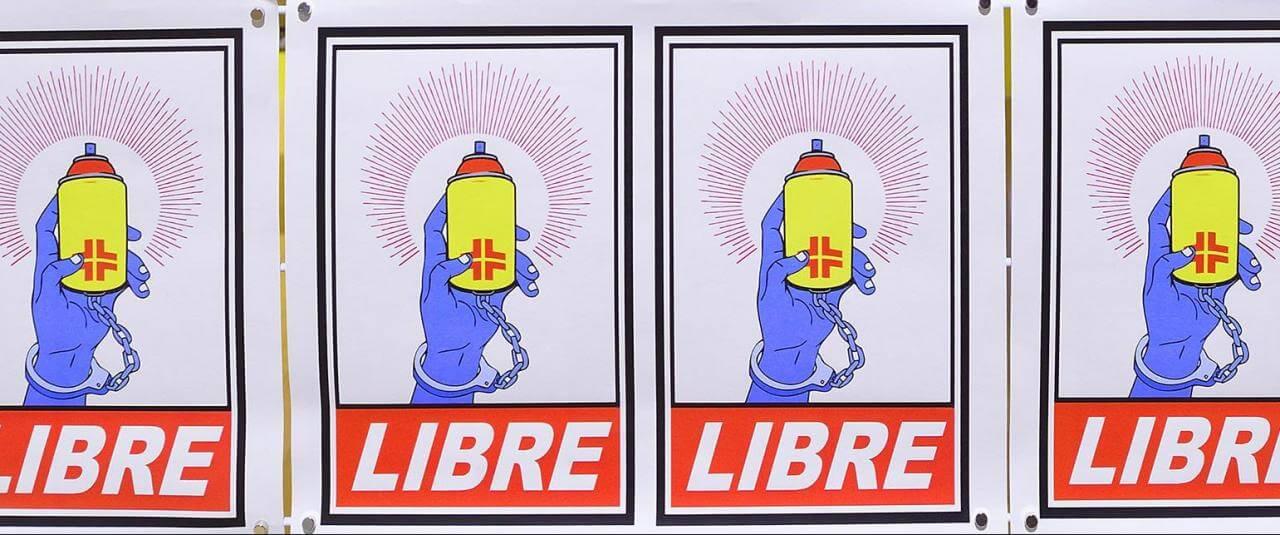 Fanzine Ricardo Cadena Las calles te nombran El Contenedor Fanzine | La demanda inasumible. Imaginación social y autogestión gráfica en México, 1968-2018 | Museo Amparo, Puebla