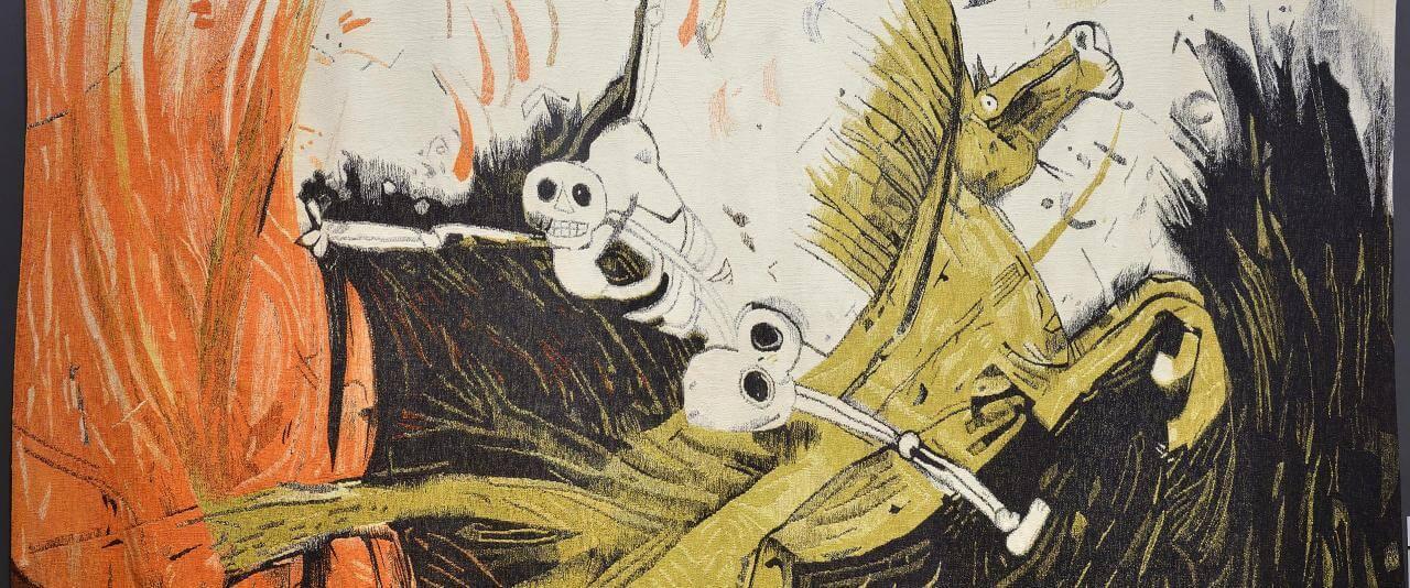 Capítulo XXII   Nacido en casa. Devenires y porvenires del oficio de la tapicería Alto Liso en Jalisco, 1968-2018   Museo Amparo, Puebla