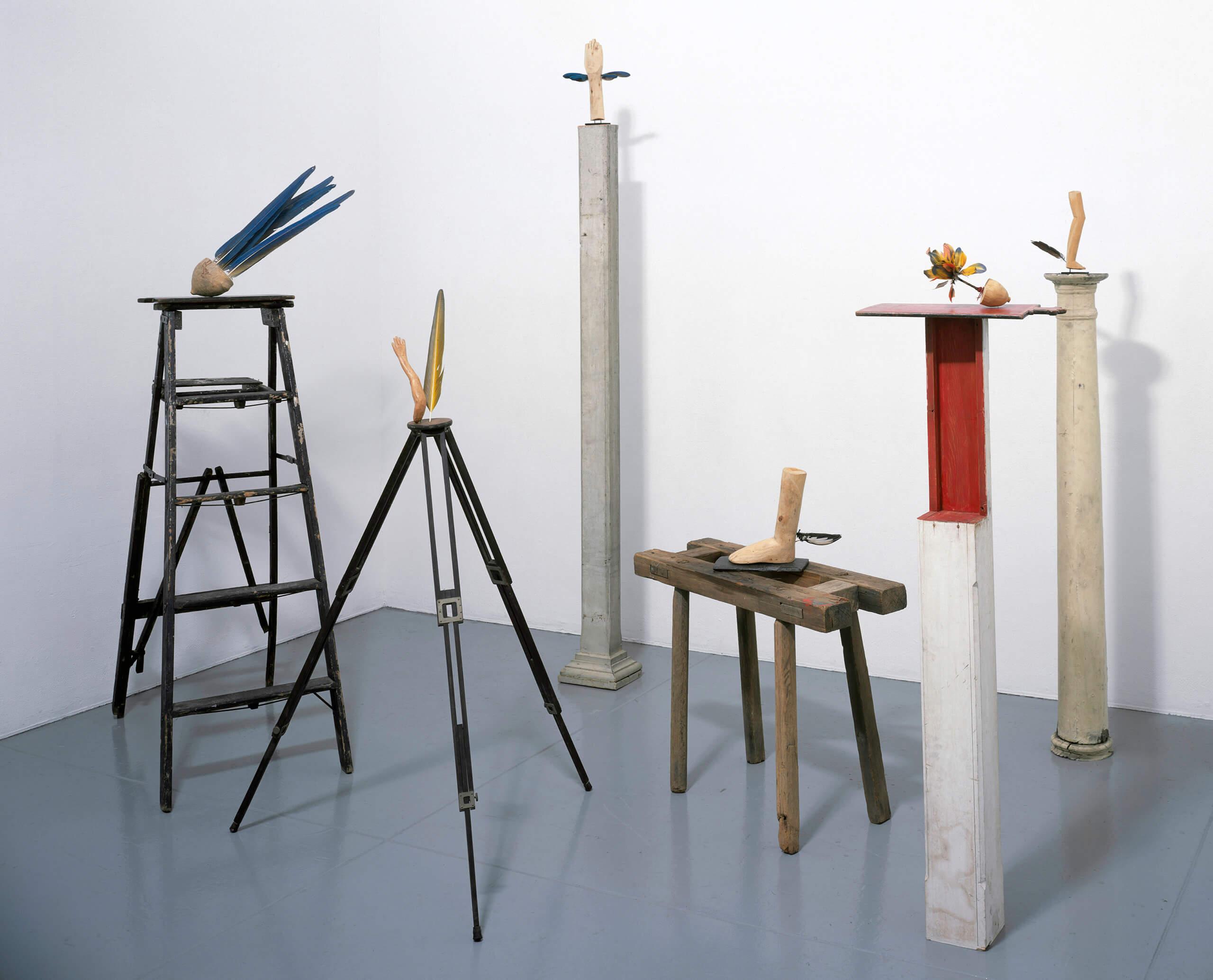 Santos y Profetas | Portadores de sentido. Arte contemporáneo en la Colección Patricia Phelps de Cisneros. | Museo Amparo, Puebla