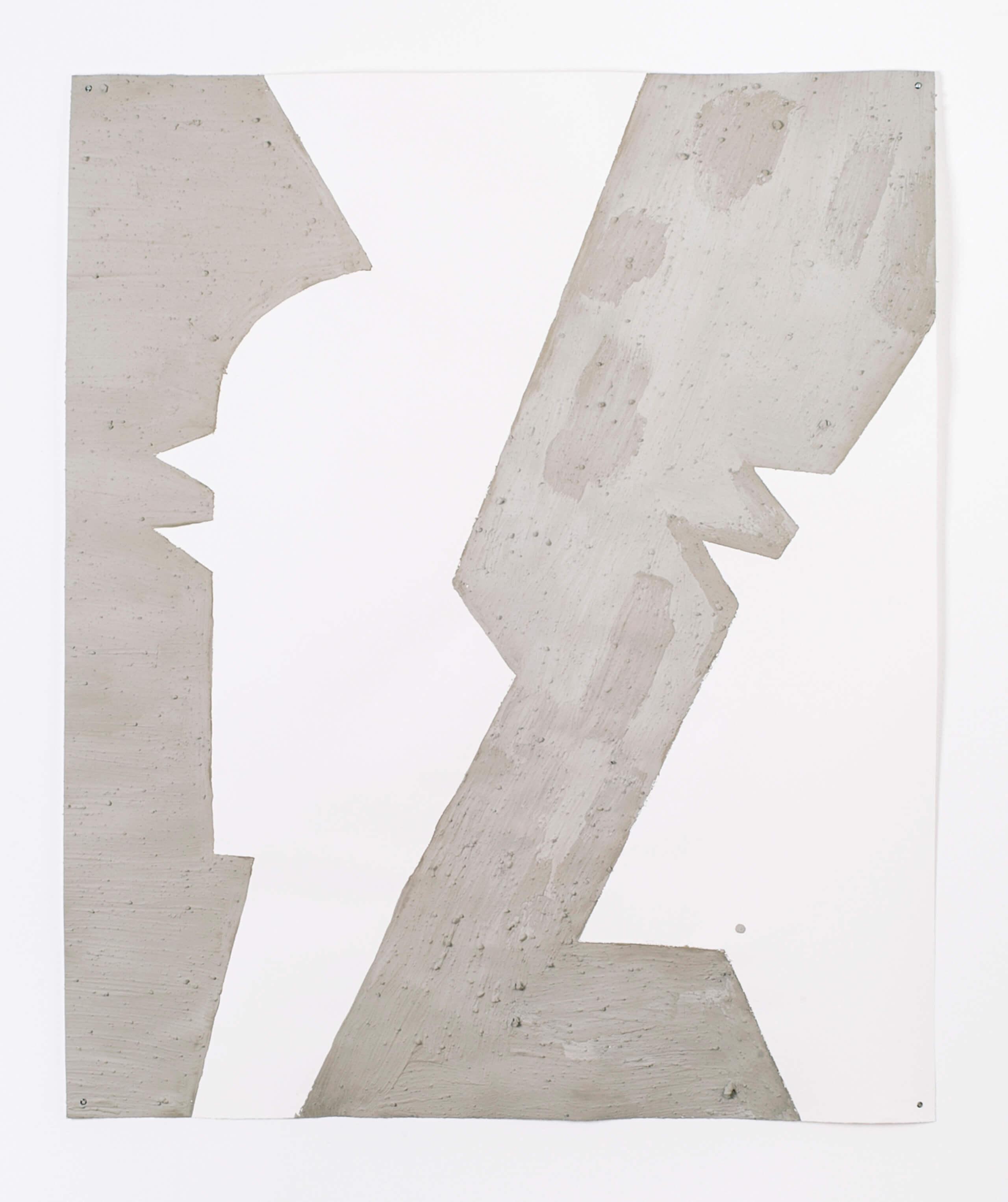 11 (variación de RG, 1955)   Portadores de sentido. Arte contemporáneo en la Colección Patricia Phelps de Cisneros.   Museo Amparo, Puebla