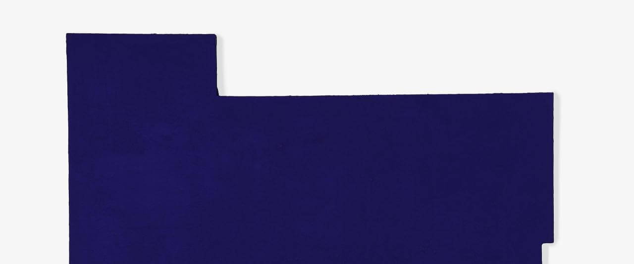Highway Follies Blue | Portadores de sentido. Arte contemporáneo en la Colección Patricia Phelps de Cisneros. | Museo Amparo, Puebla