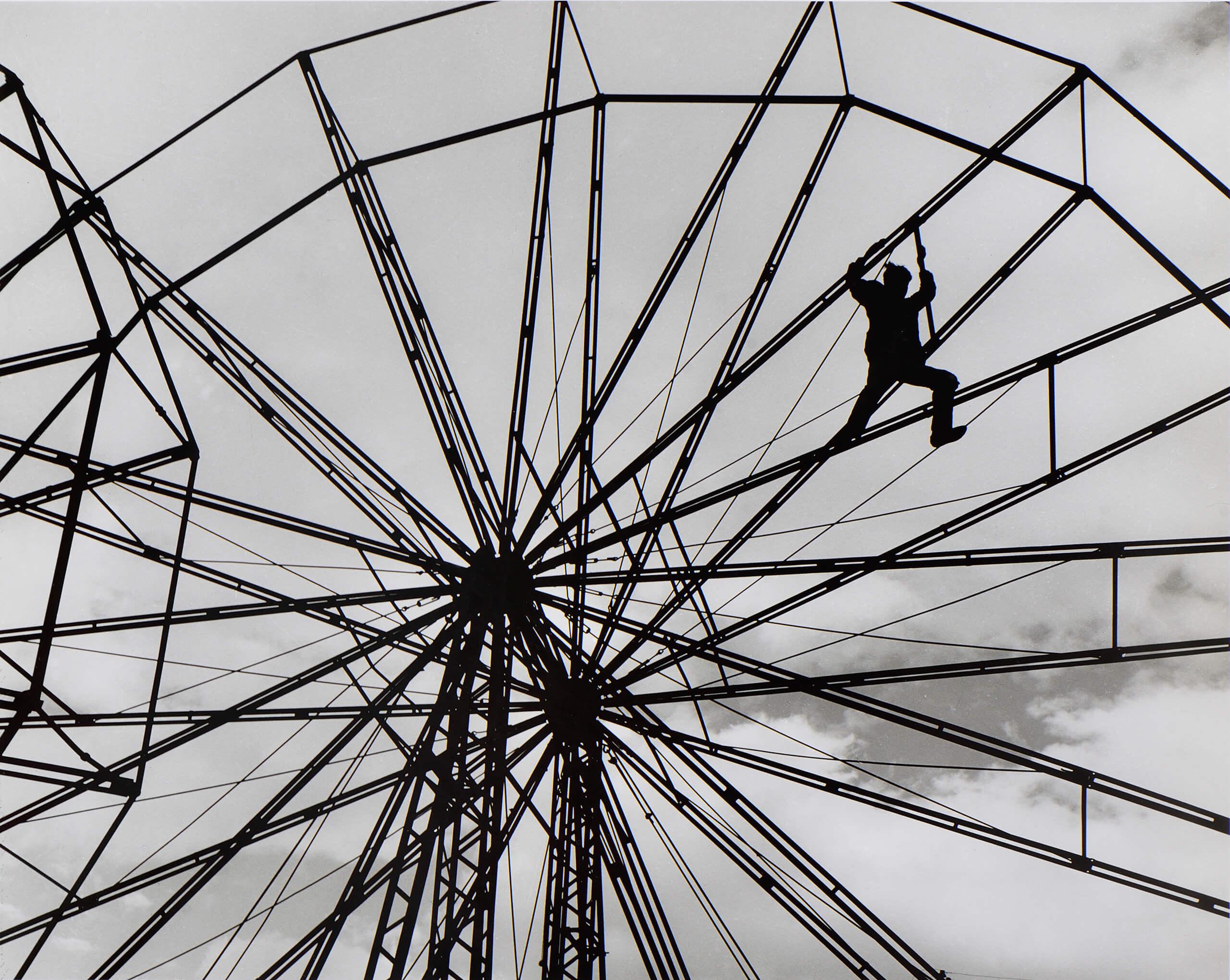 La rueda de la fortuna | Rodrigo Moya. México | Museo Amparo, Puebla