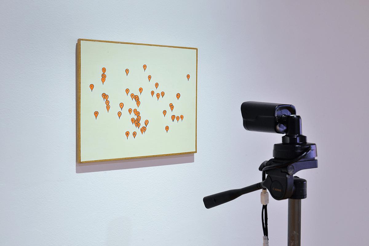 Diagrama 69 | Melanie Smith. Farsa y artificio | Museo Amparo, Puebla