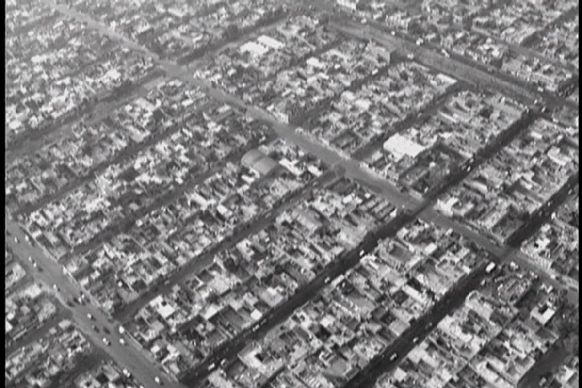 Ciudad espiral (Spiral City) | Melanie Smith. Farsa y artificio | Museo Amparo, Puebla