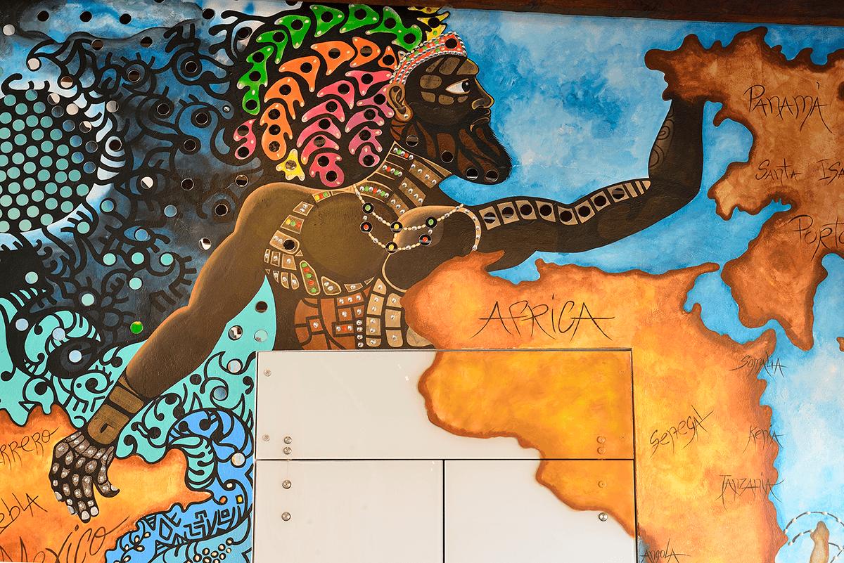 Raíces | Africamericanos | Museo Amparo, Puebla