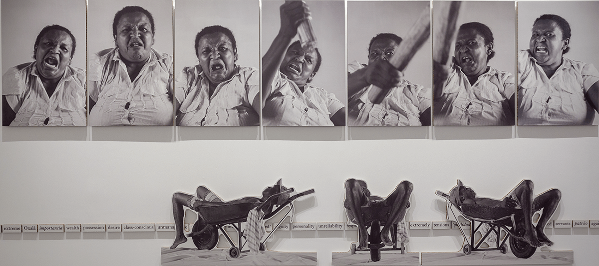 Eu mestiço   Africamericanos   Museo Amparo, Puebla