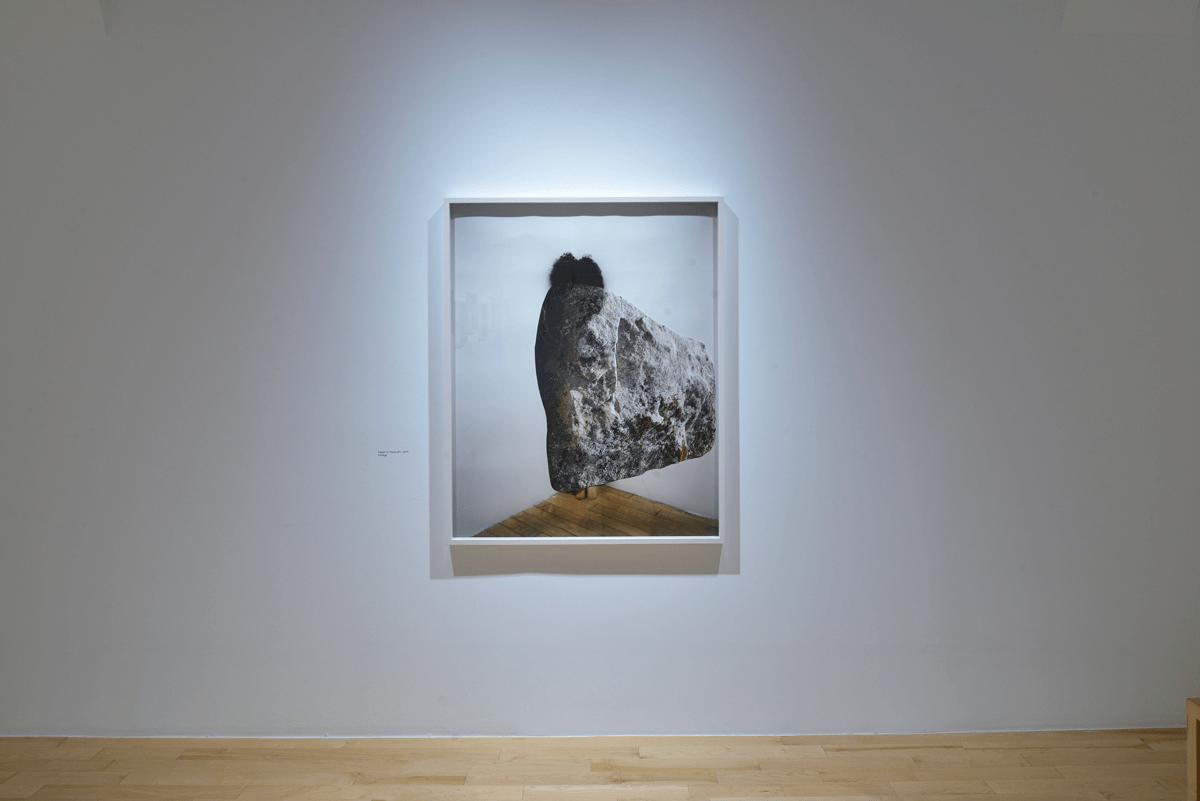 Ingapirca: Piedra #11, 2019 | Geometría sagrada | Museo Amparo, Puebla