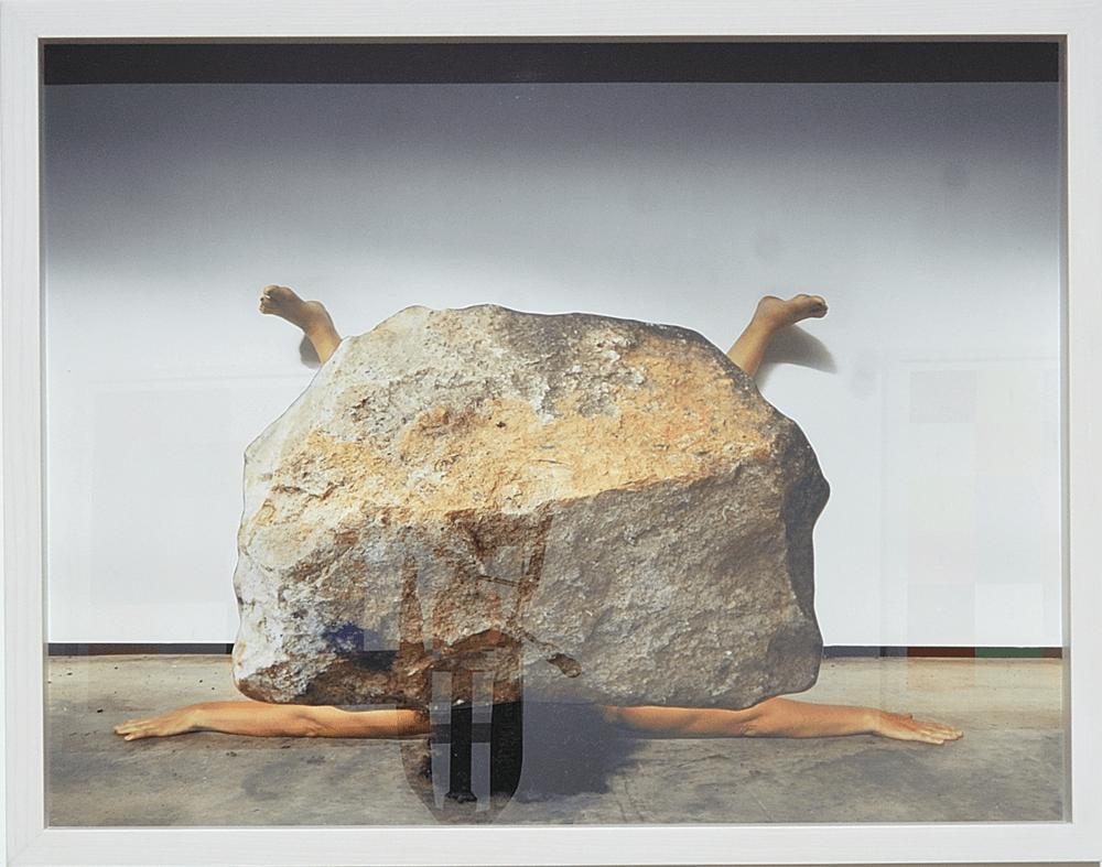 Ingapirca: Piedra #8, 2019 | Geometría sagrada | Museo Amparo, Puebla