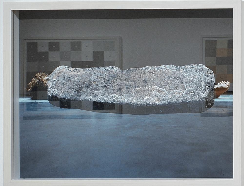 Ingapirca: Piedra #6, 2019 | Geometría sagrada | Museo Amparo, Puebla