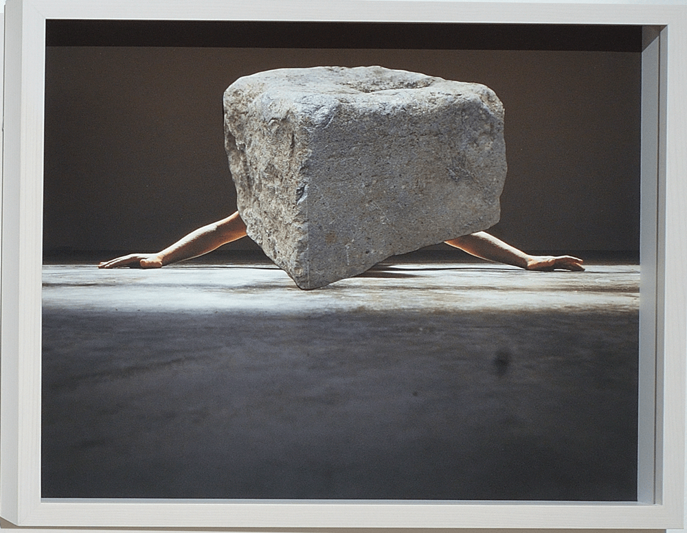 Ingapirca: Piedra #9, 2019 | Geometría sagrada | Museo Amparo, Puebla