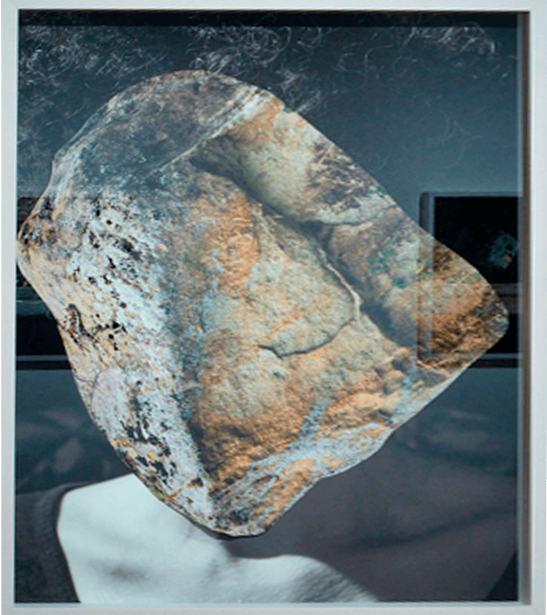 Ingapirca: Piedra #13, 2019 | Geometría sagrada | Museo Amparo, Puebla