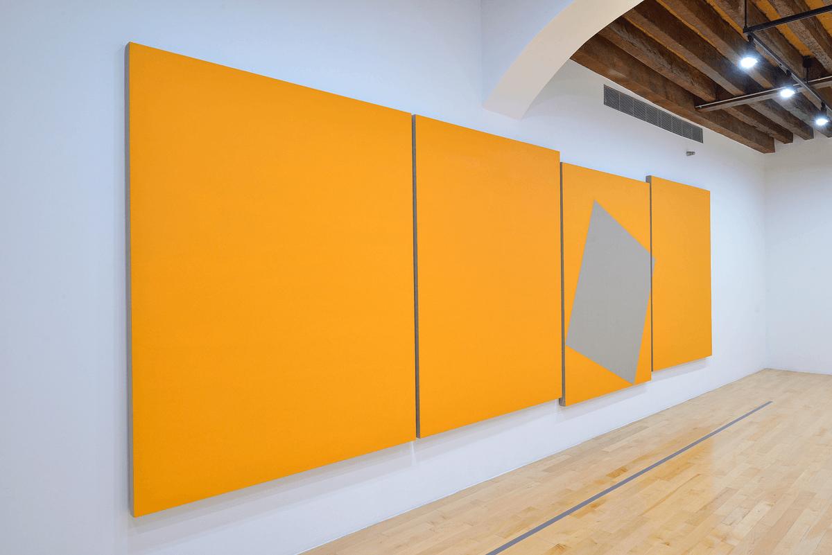 Memoria de una piedra, 2019 | Jose Dávila. Pensar como una montaña | Museo Amparo, Puebla